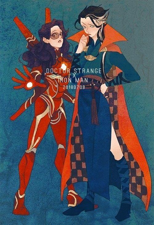 IronStrange-/Quotes/   HEGIRA   Marvel avengers, Marvel