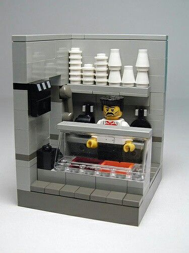 Legos are so cool.