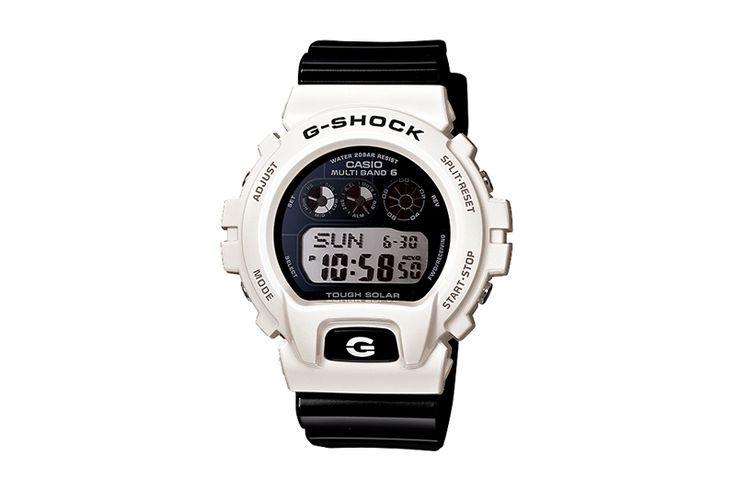 Black and White G-Shock Watch Loving G Shocks,