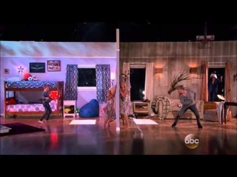 Sia Elastic Heart Julianne Hough Derek Hough Dancing With the Stars 2015 05 19 - YouTube