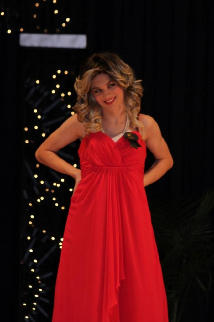 More pics of this lovely contestant in a recent pageant in ...