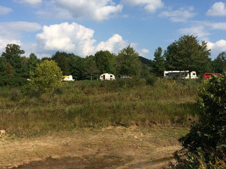 Stonewall Resort Campground From Lake Shore Very