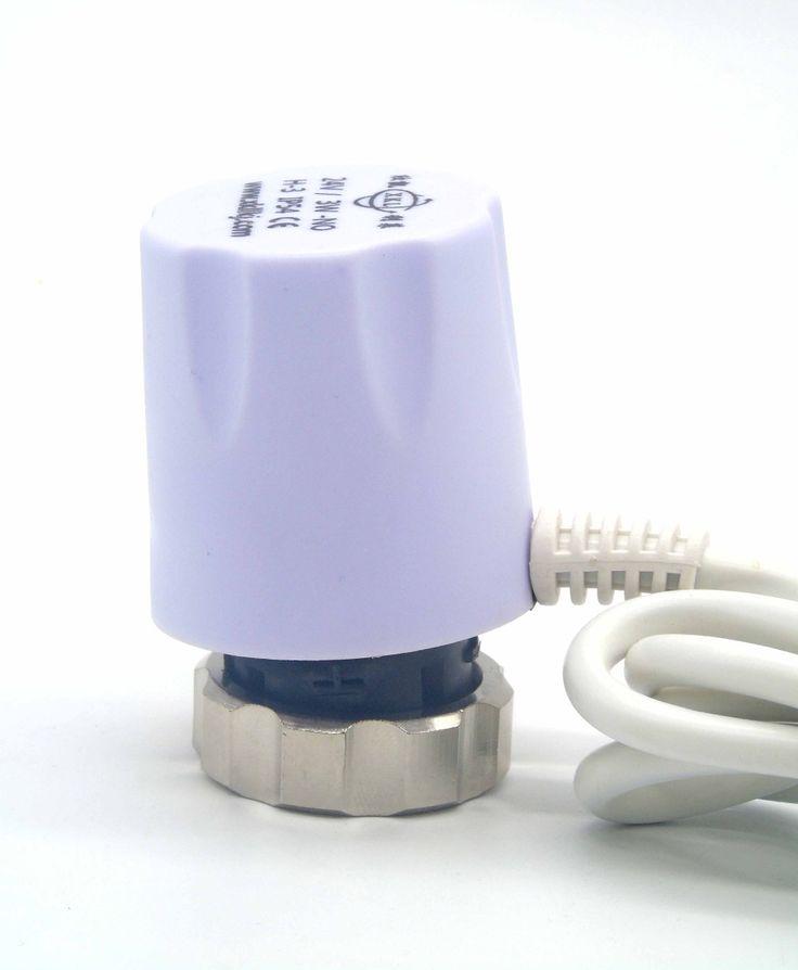 24 V Normalmente abierto Actuador Térmico Eléctrico Para El Sistema De Calefacción