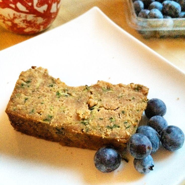 Delicious AIP Zucchini Bread - grain free, gluten free, paleo and DELICIOUS!