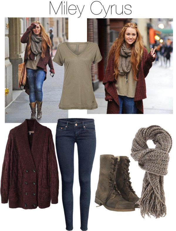 """""""Miley cyrus outfit (just for inspiration)"""" by starsoutfits on Polyvore"""