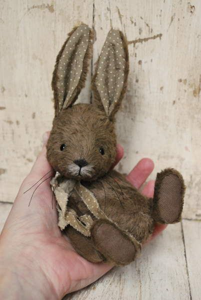 Rory Rabbit by Bear with me...