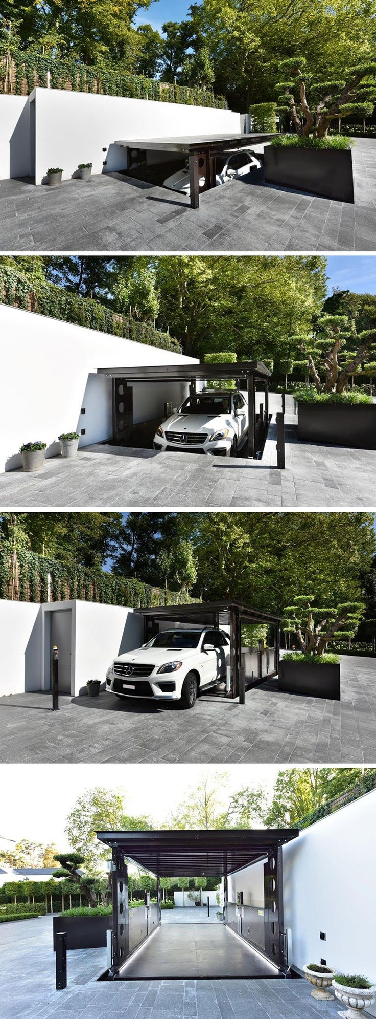 top 25 best dream garage ideas on pinterest car garage garage if you want to have a garage but don t want to it seen