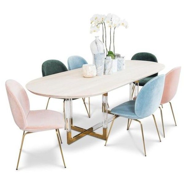 Oval Kitchen Table And Chairs: Best 25+ Oval Dining Tables Ideas On Pinterest
