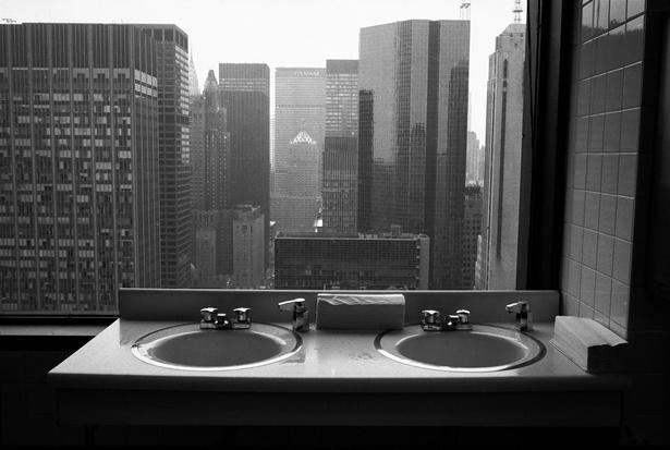 Depardon - New York