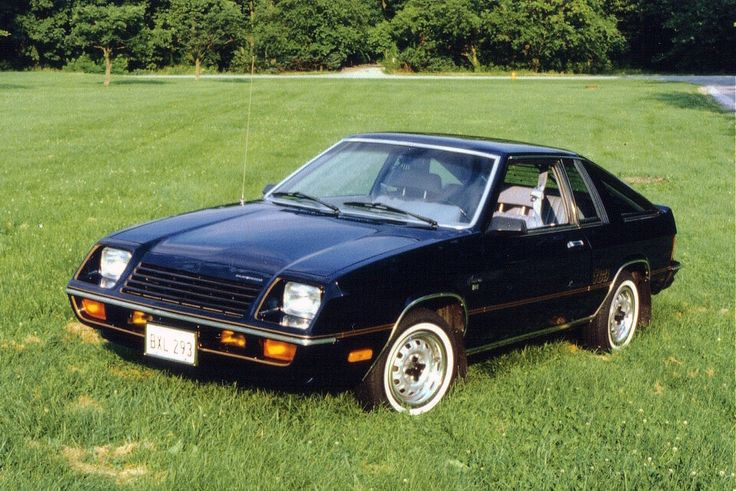 1980 Plymouth Horizon TC3 purchased new in 1980 with gold tape stripes added very carefully after purchase.