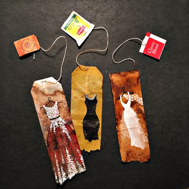 Another great idea for tea bags