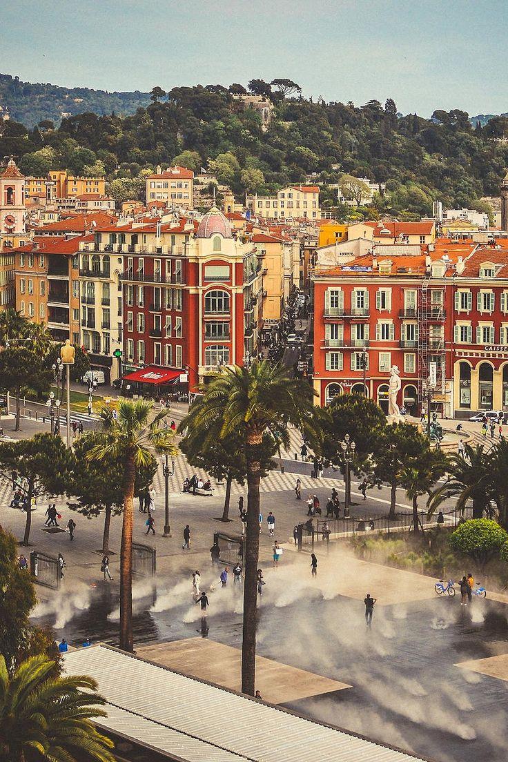 Nice Côte d'Azur.... j'ai été là!!!  ^^