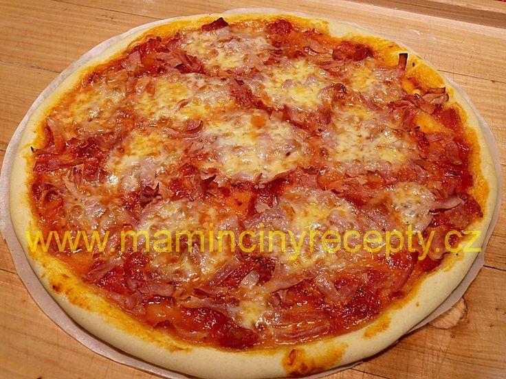 Bezlepková pizza