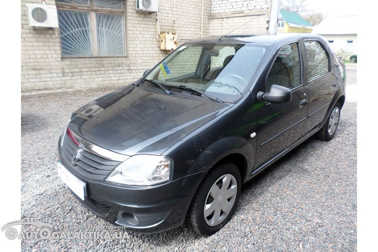 Renault - Logan (2010 г.в.)
