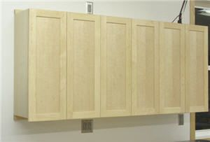 DIY no-waste easy-to-build cabinets-- for J's office & to fill the soffit space in kitchen