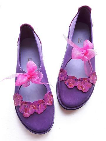 UK 7 Luna Shoe #3241