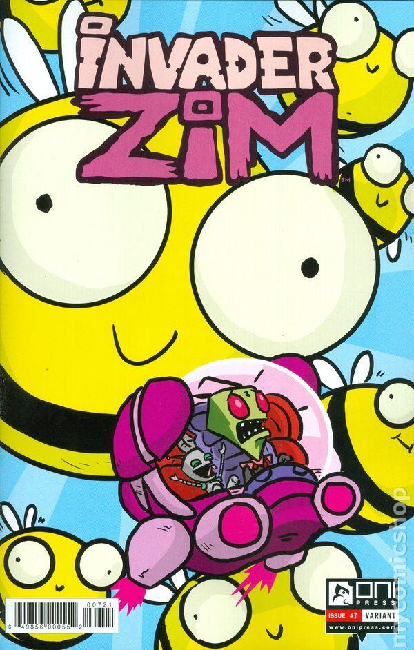 Invader Zim (2015 Oni Press) 7B