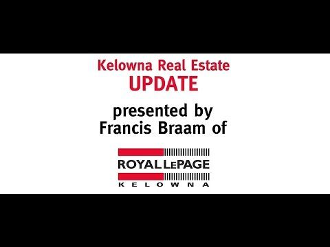 Kelowna And Area Real Estate Stats Update