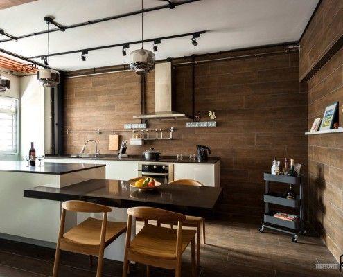 Magnífico Ideas Gabinete De La Cocina De Singapur Ideas Ornamento ...