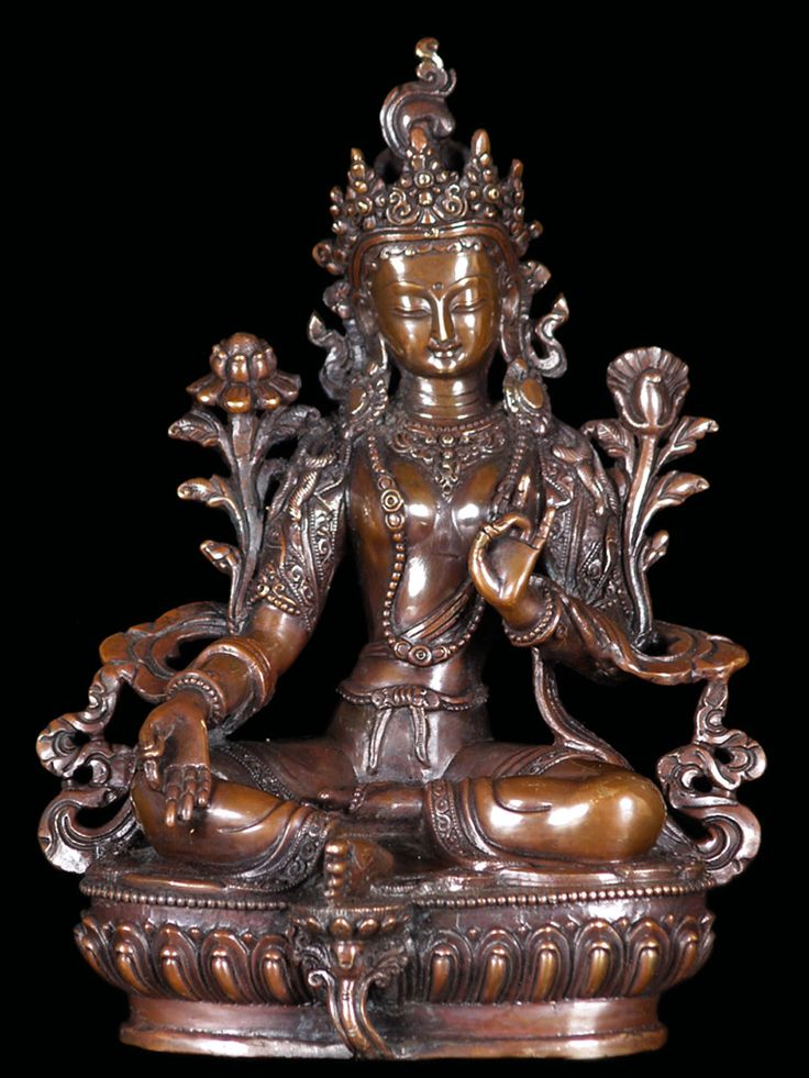 16 best buddhist tara copper statues images on pinterest buddhists brass and buddha. Black Bedroom Furniture Sets. Home Design Ideas