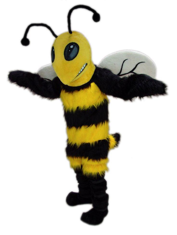Buy Bee Mascot Costume 40272