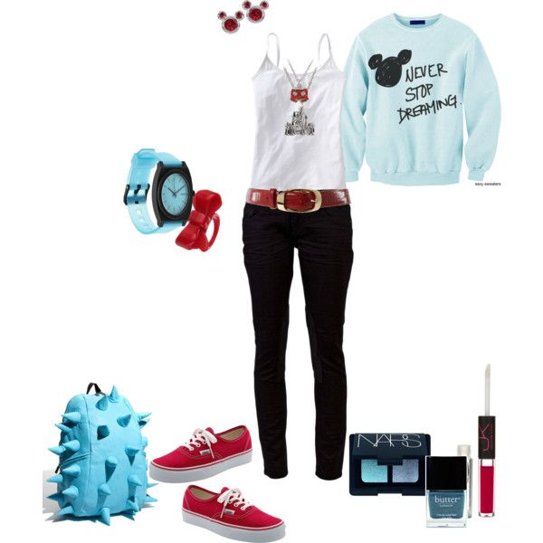 22 best images about disney outfitsu263c on Pinterest | Disney Mickey mouse and Mickey mouse outfit