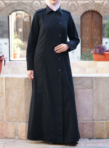 Shirtdress Jilbab