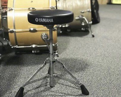 """Grand Prize is a $99.99 Yamaha DS550 Lightweight Single-Braced Drum Throne! The DS550 Lightweight Single-Braced Drum Throne features a 2"""" thick padded cushion seat.    To enter all you have to do is:    1. Like Cascio Music  2. Share the post  3...."""