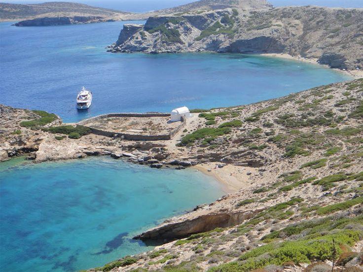 Gramvousa Isle at Amorgos #mysteriousgreece