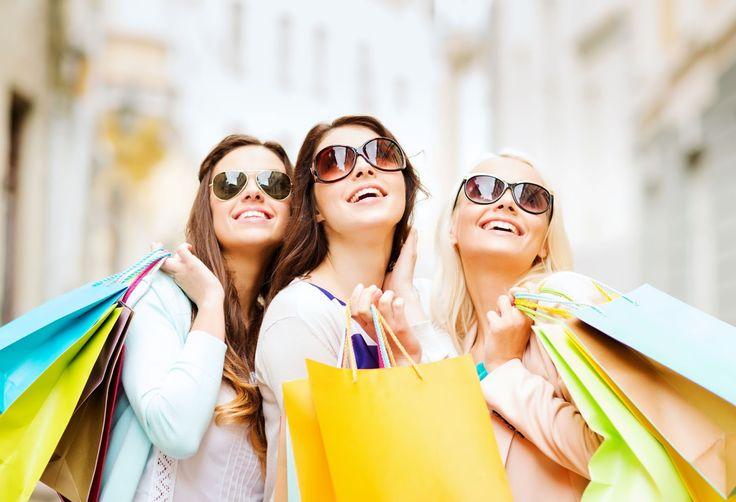 10 Surga Belanja di Dunia
