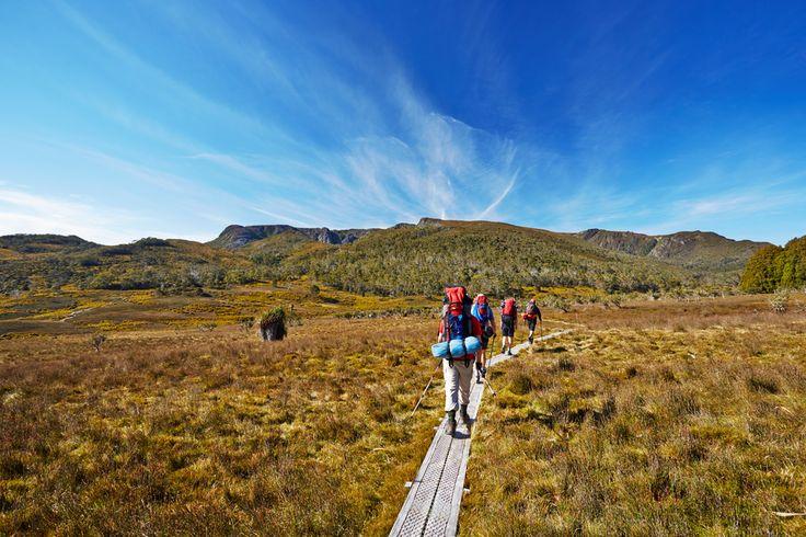 Adventure tour to Tasmania