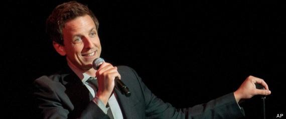 Seth Meyers On Late Night: NBC Names New Host