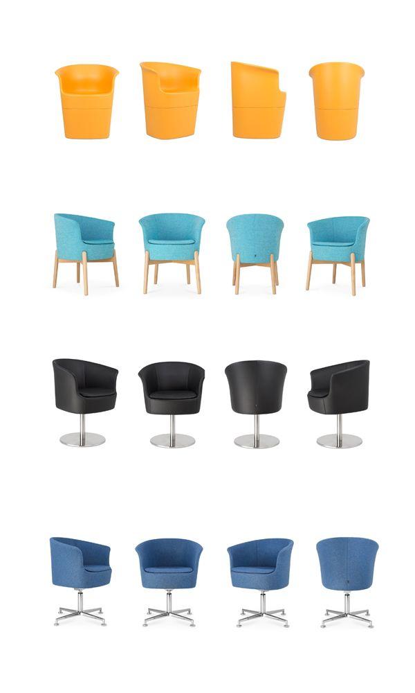 Fotel Tulli marki Noti to doskonała propozycja na aranżację ogrodu, balkonu, a także salonu. Znajdź więcej na: www.euforma.pl #fotel #tulli #noti #design #polishdesign #armchair #home