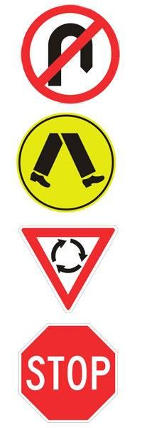 Signs that you must Know. - Shakti Motors  Identify these Regulatory signs #roadsafety