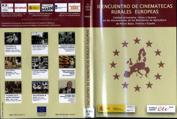 DVD que inclúe os seguintes filmes: Sonnailles et chaudrons de cuivre -- Jerez-Xérèz-Sherry -- Comment se fait le fromage en Hollande -- L'art d'être heureux -- El queso manchego -- Edam Daasmarkt(Cheesemarket Edam) -- Fructidor ou le parfait photographe -- Descubriendo el Jerez -- Overstag, Sicco Mansholt (1908-1995)