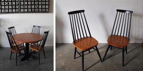 Tapiovaara, Fanett chair?