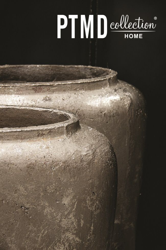 Silverlook Collection - Farmer pots