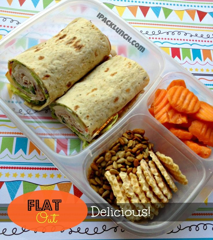 Tons of easy work lunches ideas | packed in @EasyLunchboxesflat out