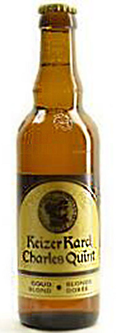 Keizer Karel Charles Quint (Goud blond) / Cerveza belga de tipo Belgian Strong Pale Ale y color rubio / Alcohol: 8,5% / BA SCORE 85 very good / THE BROS -