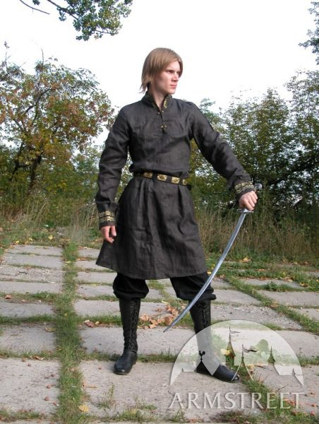 Medieval Eastern Europe Noble Warrior Tunic from ArmStreet. For the groom or his groomsmen?