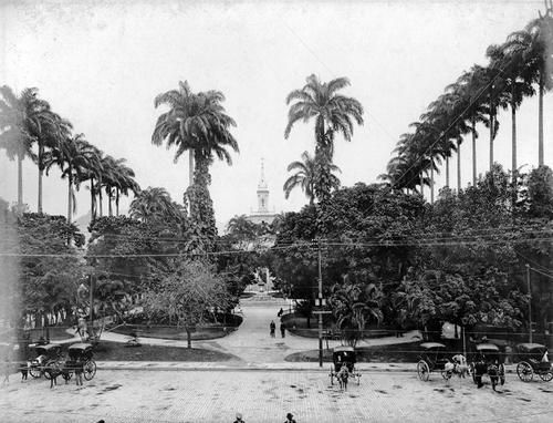 Largo do Machado, Catete - Rio de Janeiro - RJ