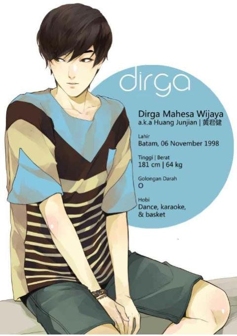 Dirga's profile | 304th Study Room by Felicia Huang