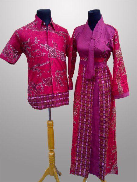 25 best Trend Baju Batik Terbaru images on Pinterest  Kebaya