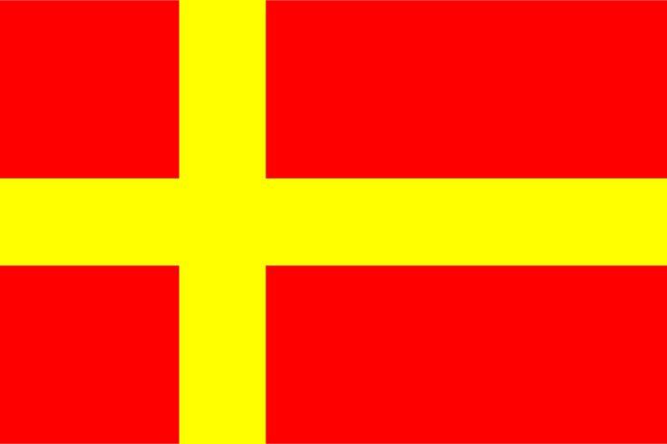 Flag of Swedish-speaking Finns (unnoficial)