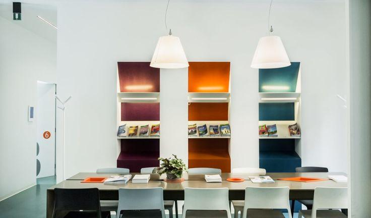 Uffici Centro Medico Santagostino Milano - HI LITE Next #lighting #design #fixtures #Artemide Tolomeo , Lucifero's mini file
