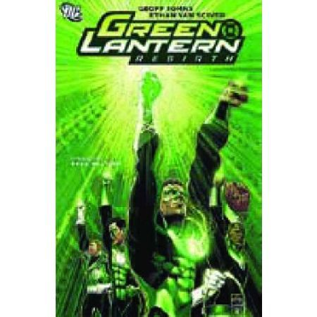 Green Lantern Rebirth TP New Edition Written by Geoff Johns Art by Ethan Van Sciver and Prentis Rollins Cover by Ethan Van Sciver The six-issue miniseries that restored Hal Jordan as Earths Green Lantern now features a new cover by Ethan http://www.MightGet.com/january-2017-13/green-lantern-rebirth-tp-new-edition.asp