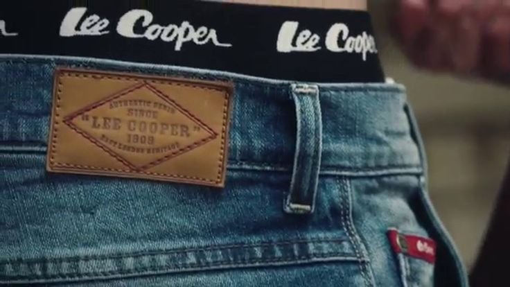 Lee Cooper - Made To Be Different - SS16