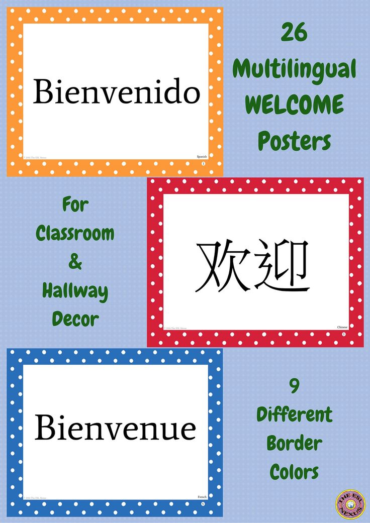 Modern Languages Classroom Posters ~ Best back to school images on pinterest