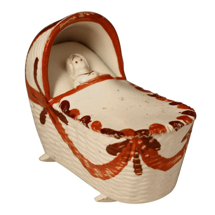 creamware cradle - Google Search