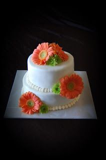 decorating birthday cake with fresh flowers - Google Search